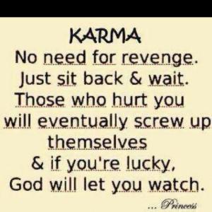 Karma - I love Karma!