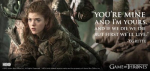 GOT QUOTE - game-of-thrones Photo