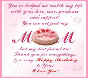 ... , Happy Birthday Quotes Mothers, Happy Birthday Mom, Mothers Birthday