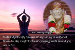 sai baba quotes in english with pictures sai baba sms with wallpaper