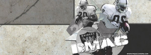 Oakland Raiders Facebook Cover