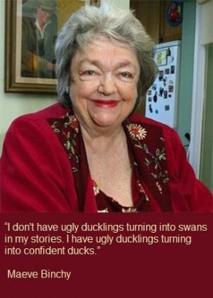 Maeve binchy famous quotes