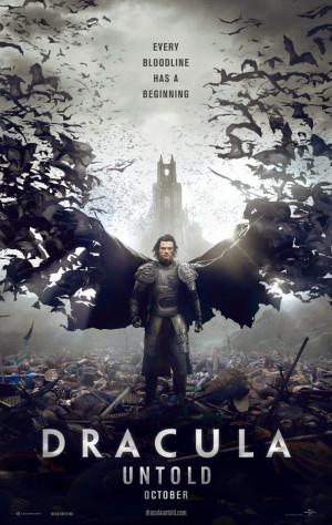 Dracula Untold & Batman vs Superman Dawn Of Justice