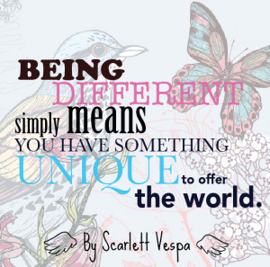 Being Different Quotes Funny Quotes About Bei...
