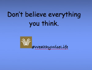 Rigorously challenge your inner status quo. #wealthywiselife