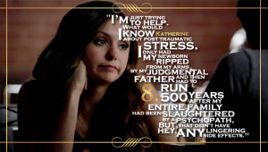 The Vampire Diaries' quotes: The best of season 5