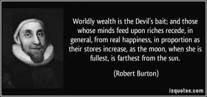 The Devil Is Real Quote