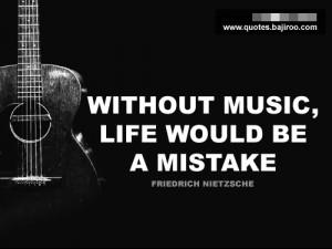 Music quotes ♪