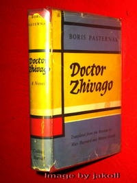DOCTOR ZHIVAGO, by Boris Pasternak.. Book condition: VG++-Near FINE ...