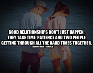 quotes about getting through hard times in a relationship