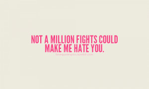 cute, hate, love, love quotes, love sayings, pretty, quotations, quote ...