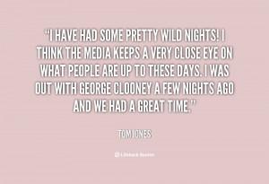 Wild Night Quotes