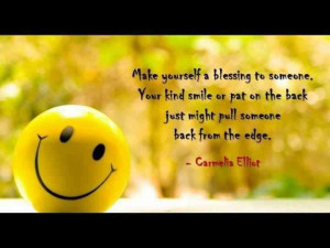Smiley quote