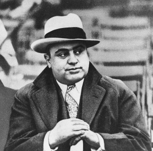 Al Capone. (Foto: ASSOCIATED PRESS)
