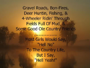 All Graphics » country girl quotes