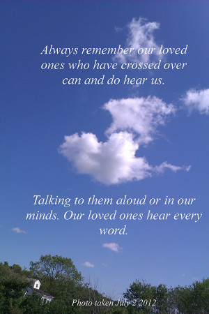 quotes for loved ones in heaven at christmas