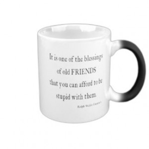 Friendship Quotes Mugs