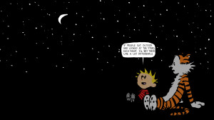... September 21, 2013 at 1920 × 1080 in Calvin and Hobbes – Stars