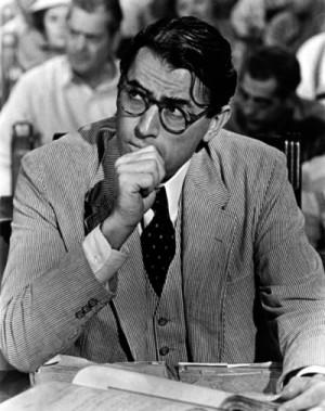 More Atticus Finch images: