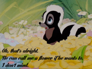Disney Bambi Quotes We can quote backwards and