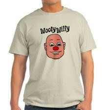 Wooly Willy Light T-Shirt for