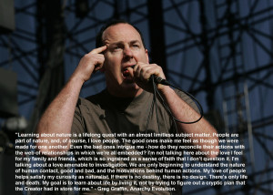 Greg Graffin motivational inspirational love life quotes sayings ...