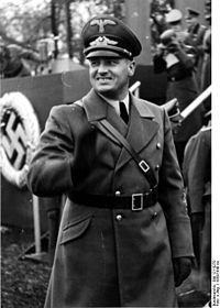 Hans Frank vuonna 1939