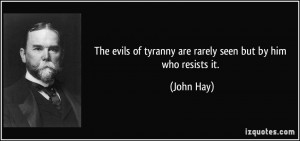 More John Hay Quotes