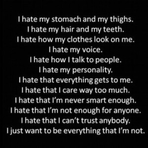 weheartit.com #i hate...