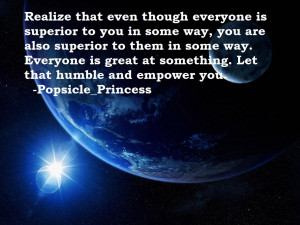 humble and empower you…