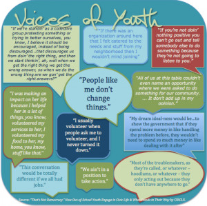 ... : New CIRCLE report shines light on poor and working class youth