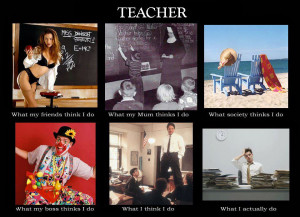 What exactly does a Teacher do? – Funny