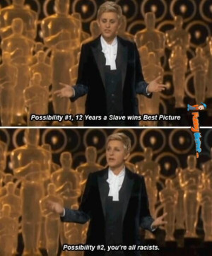 Funny Memes – 12 years a slave wins best picture