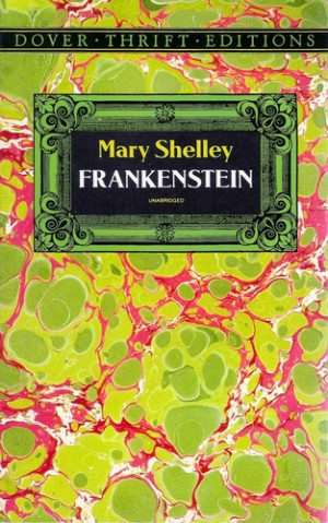 Frankenstein (Dover Thrift Editions) Paperback – Unabridged, October ...
