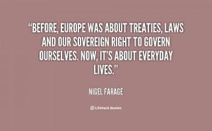 Nigel Farage Quotes