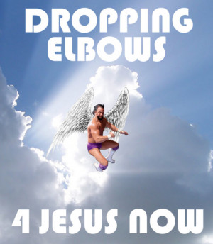 ... Macho Man Randy Savage Preempt the Rapture for Lesser Countries