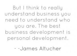 James Altucher Quote
