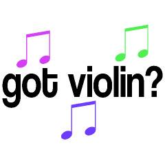 Violinist Got Violin