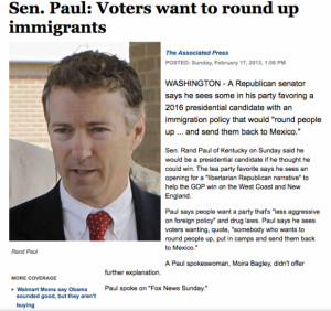 Go Back > Gallery For > Rand Paul Quotes