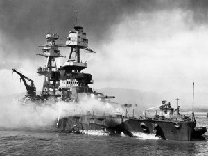 Pearl Harbor, 69 years ago today