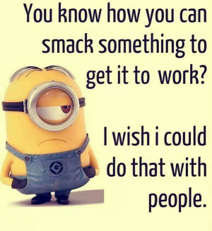 Top 40 Funny Minion Quotes and Pics #Minions #Quotes