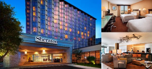 Sheraton Hotel Dallas LBJ Freeway