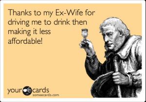 Ex-Wife!