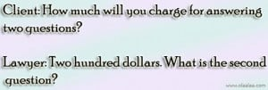 Funny Jokes-Client-Lawyer-Dollars-Question-Best-Nice-Good