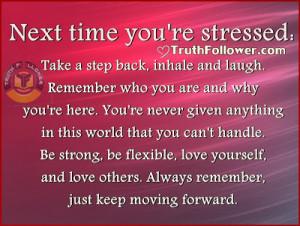 chocolate stress quotes quotesgram
