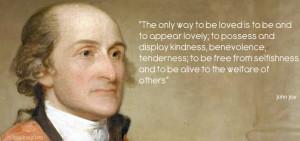John Jay Founding Father John jay