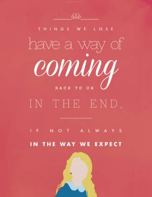 harry potter quote Typography luna lovegood Harry Potter and the Order ...