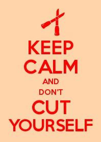 true dont cut 0 up 0 down emo bunny quotes added by emobunny keep ...