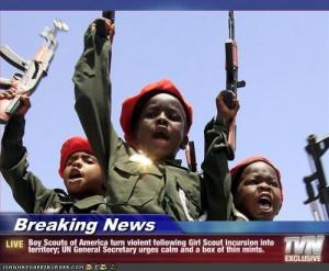 Funny Somali Pirates
