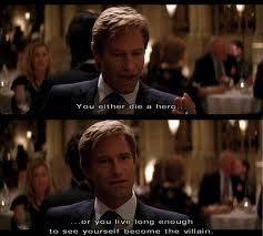 Batman Harvey dent quote